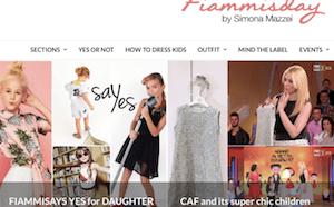 Italian fashion bloggers - Fiammisays blog