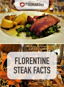 While Italian food generally brings images of pizza and pasta to mind, certain regions in Italy offer dishes not typical to Italian cuisine. Florentine steak is Florence's native dish and a lesser-known, but unique Italian dish | The Roman Guy Italy Tours