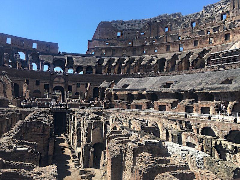 Gladiator Arena Floor The Roman Guy