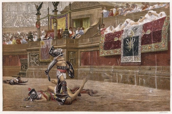 Colosseum Gladiators