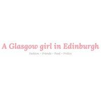 Glasgow girl in Edinburgh
