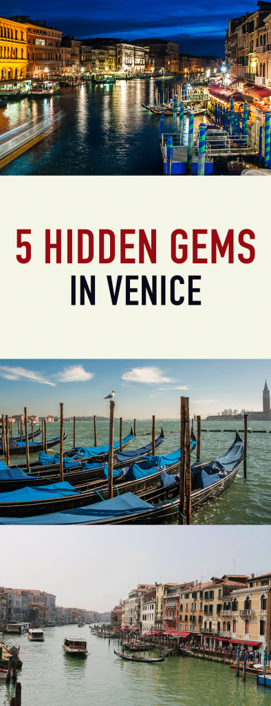 Pinterest - 5 must see hidden gems in Venice