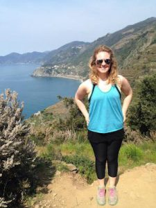 Cinque Terre on a budget - hiking