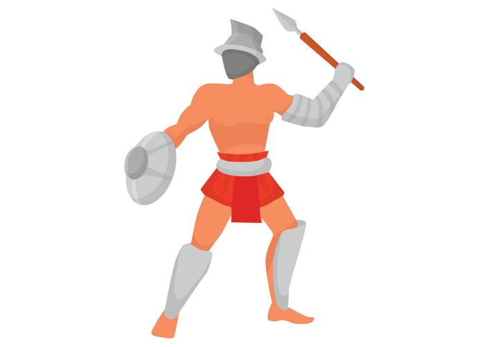 hoplomachus gladiator