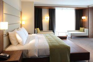 hotel room Rome luxury travel expert Italy