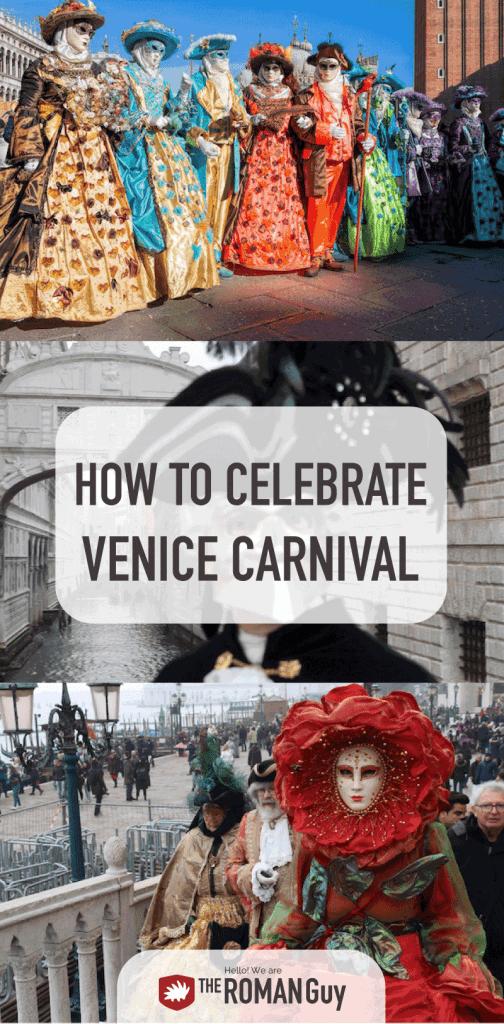 How to Celebrate Venice Carnival in 2019