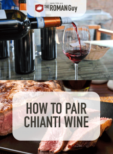 Essential to Italian cuisine, Chianti wine is best served with savory foods that complement its high-acidity and coarse tannic qualities. This is your guide to the best Chianti food pairing | The Roman Guy Italy Tours