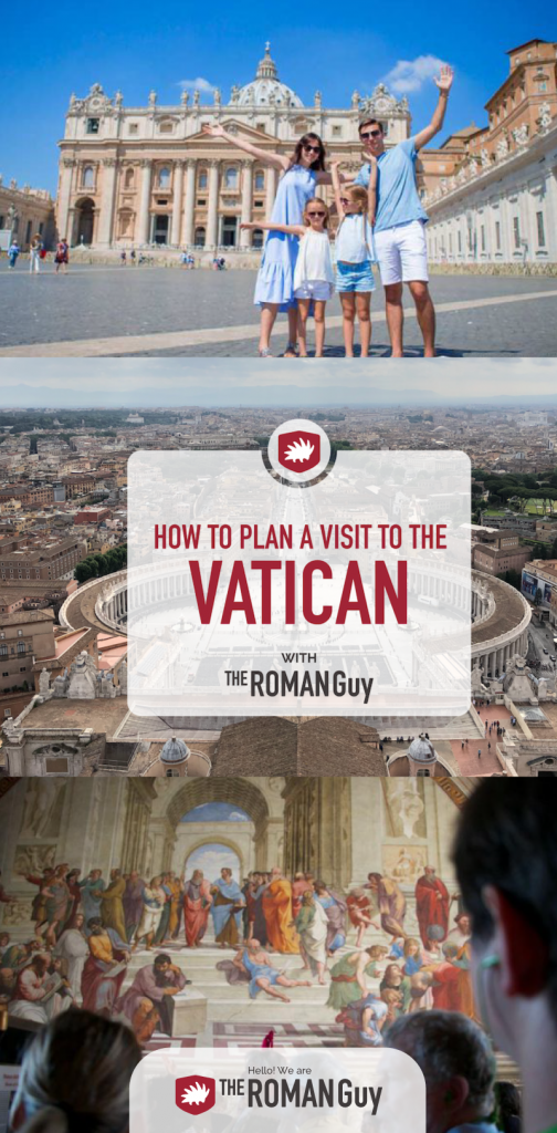 Learn EVERYTHING you need to know about visiting The Vatican | The Roman Guy Tours