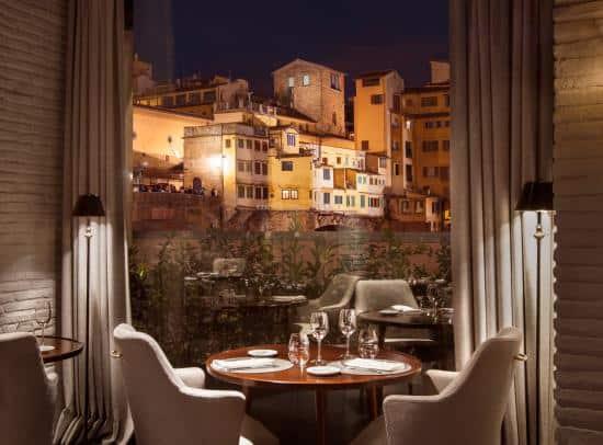 Caffe del'Oro Florence