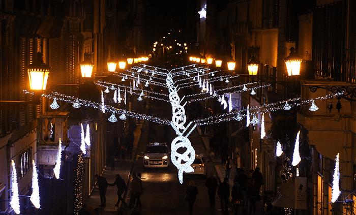 Italian Christmas Traditions - Christmas Lights