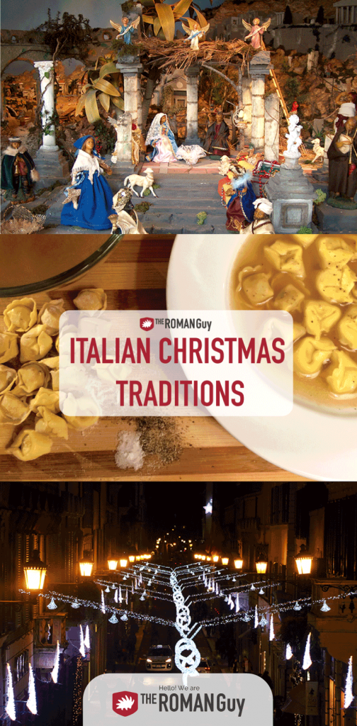Read to discover some interesting lesser known Italian Christmas traditions before your Italy holiday! The Roman Guy Italy Tours
