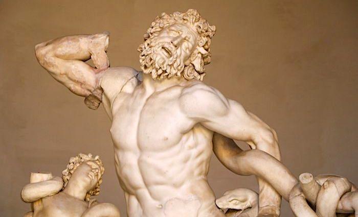 the roman guy laocoon