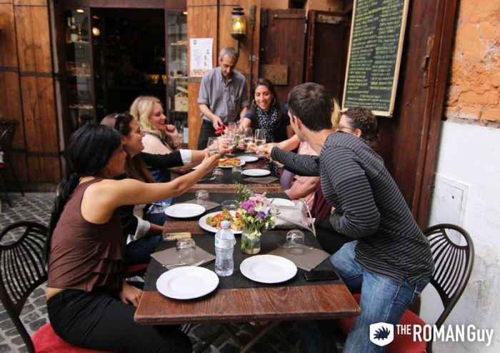 Aperitivo is a social occasion after work with light food and drink