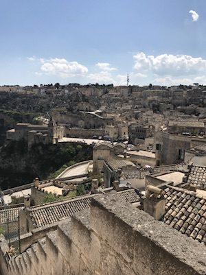 Matera Destination - Italy vacations 2018