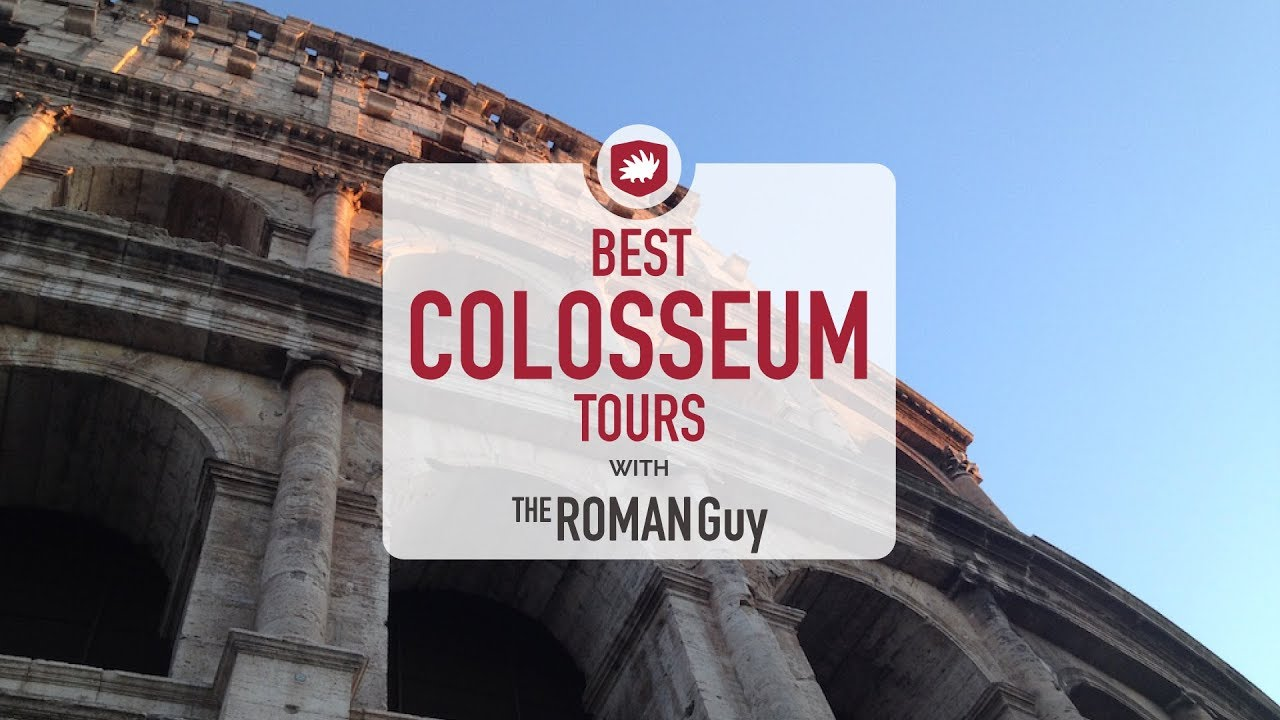 The Best Colosseum Tours to Take and Why + Map