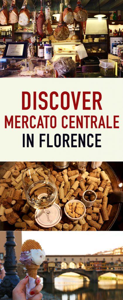 Mercato Centrale Firenze Street Food