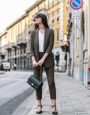 Italian Fashion Bloggers - Onto my wardrobe