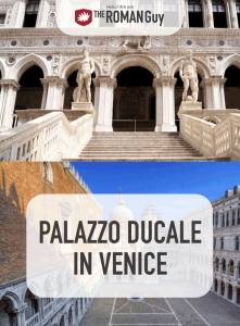 Read to discover everything you need to know about visiting Palazzo Ducale in Venice with no crowds! | The Roman Guy Italy Tours