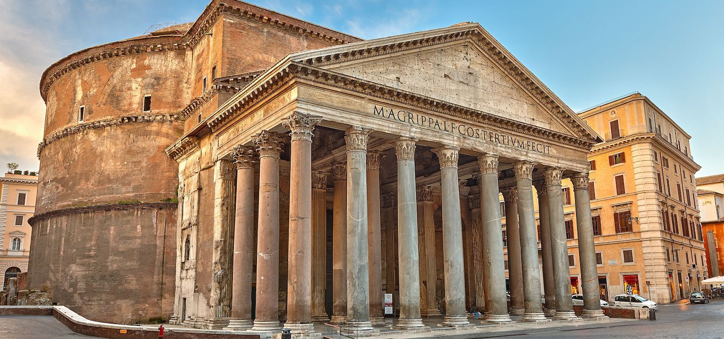 The Pantheon, Rome's Architectural Wonder