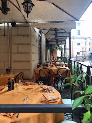 Best Piazzas in Rome - Gli Angeletti