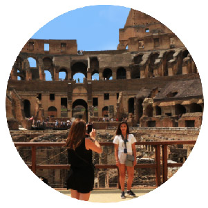 access to resticted arean of colosseum and vatican rome Italy Tours