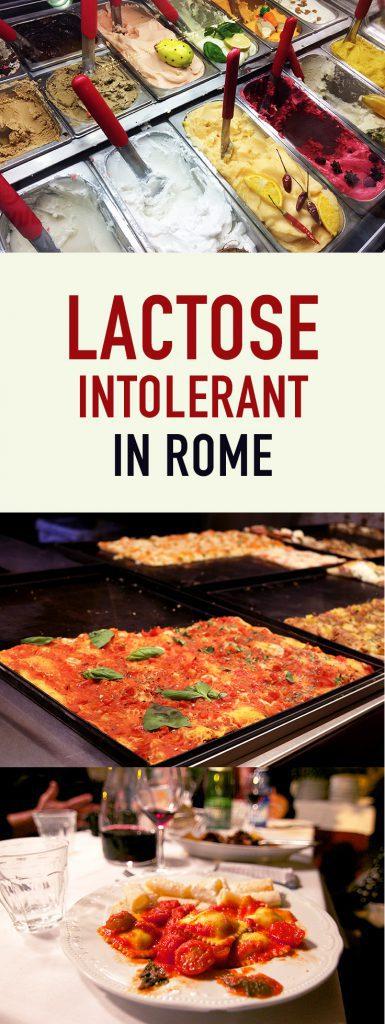 Pinterest lactose intolerant in Rome