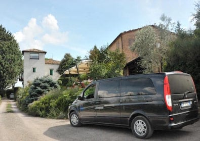 professional drop off italy transfer private car rome airport
