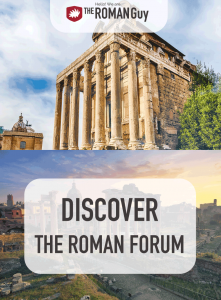 Learn everything you need to know about the Roman Forum before your Italy vacation! The Roman Guy tours