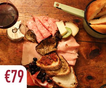 Best Rome food tour in Rome Trastevere foodie neighborhood locals italy