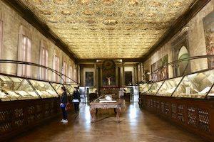Hidden gems in Venice - scuola grande di san marco