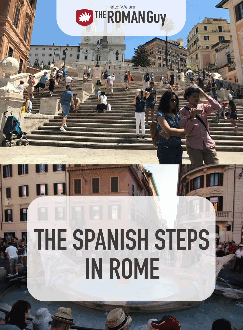 Why are the Spanish Steps one of the most visited sights in Rome? Read to find out! The Roman Guy Italy Tours