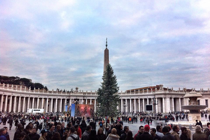 Vatican Christmas Mass