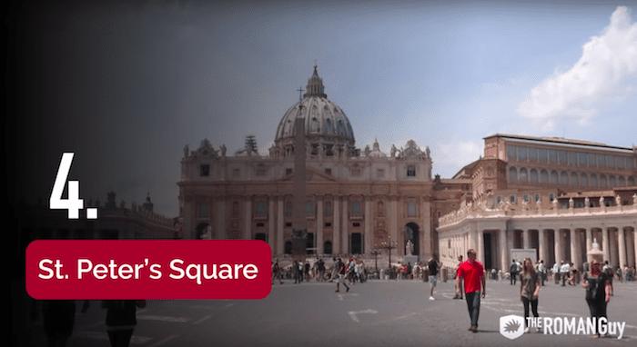 St. Peter's Square Vatican City