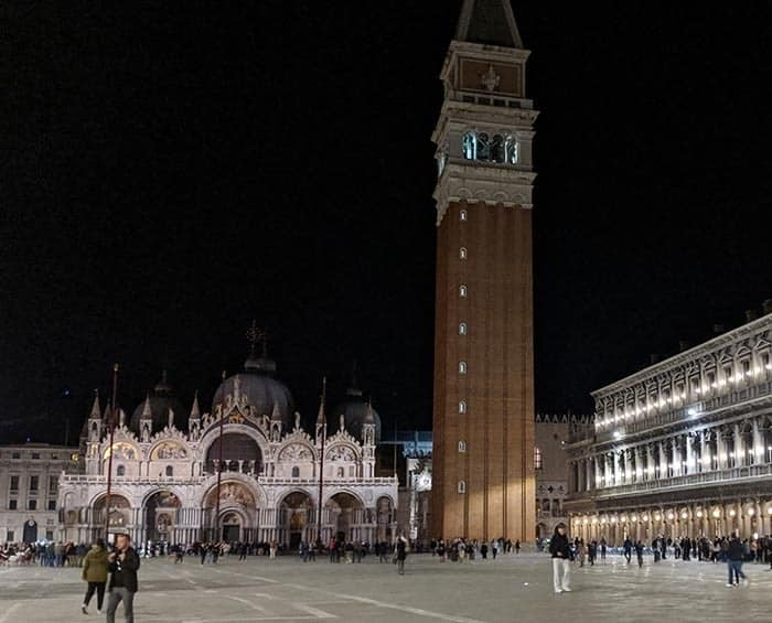 How to Take a St. Mark's Basilica Tour in Venice at Night