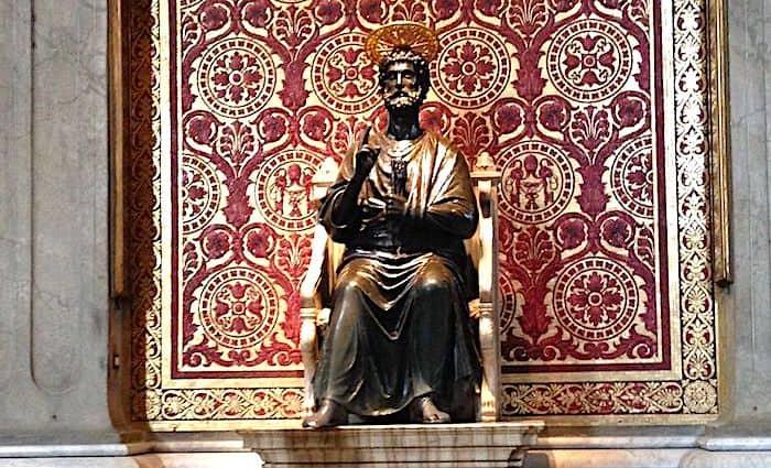 the roman guy st peters basilica tour