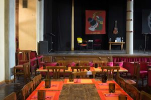 best places to eat in Florence Il Teatro