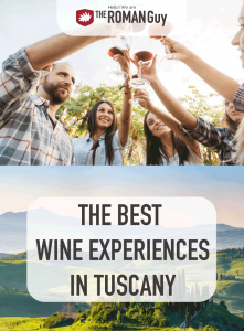 How to find the best winery experiences in Tuscany
