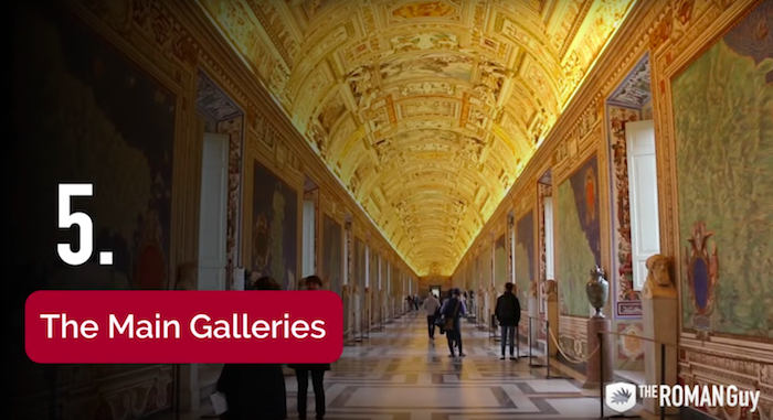 Vatican Main Galleries