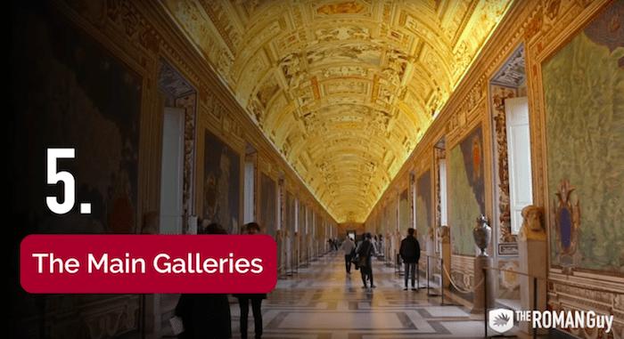 Vatican Main Galleries