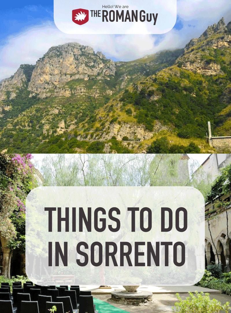 What are the best things to do in Limoncello paradise? Read this article to find out how to have the best time in Sorrento! The Roman Guy Italy Tours
