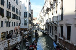 Best Places to go in Italy - Venice Gondola