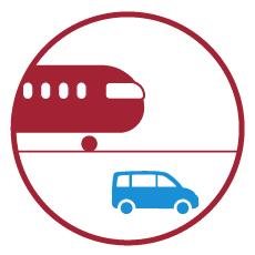 transfers airport and port driver service rome fiumicino civitavecchia