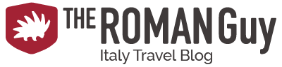 the roman guy Italy travel blog