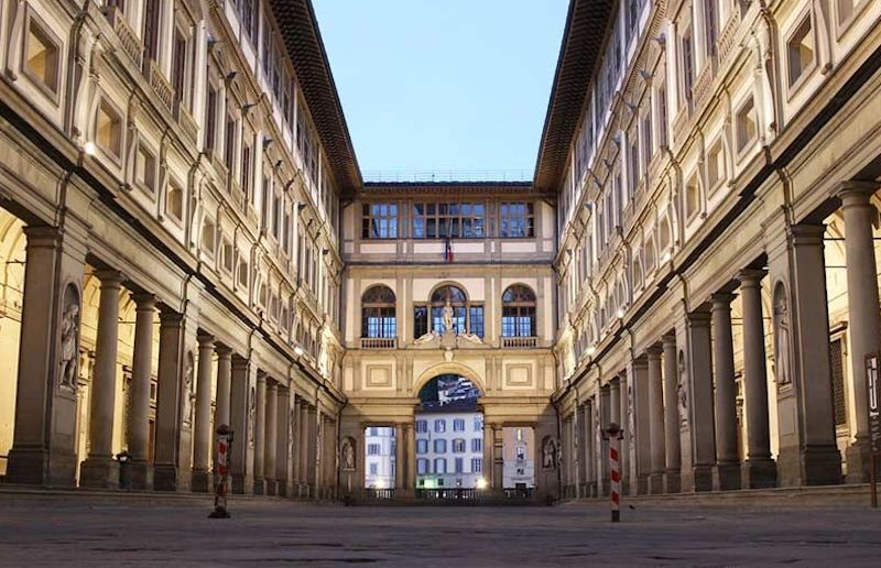 Guide to Main Artworks & How to Score Uffizi Gallery Tickets