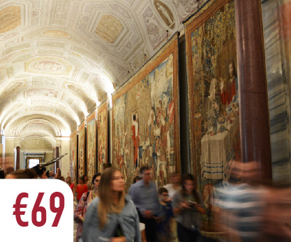vatican museums express tour main highlights in two hours