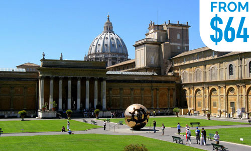 vatican museums tours skip the line entrance