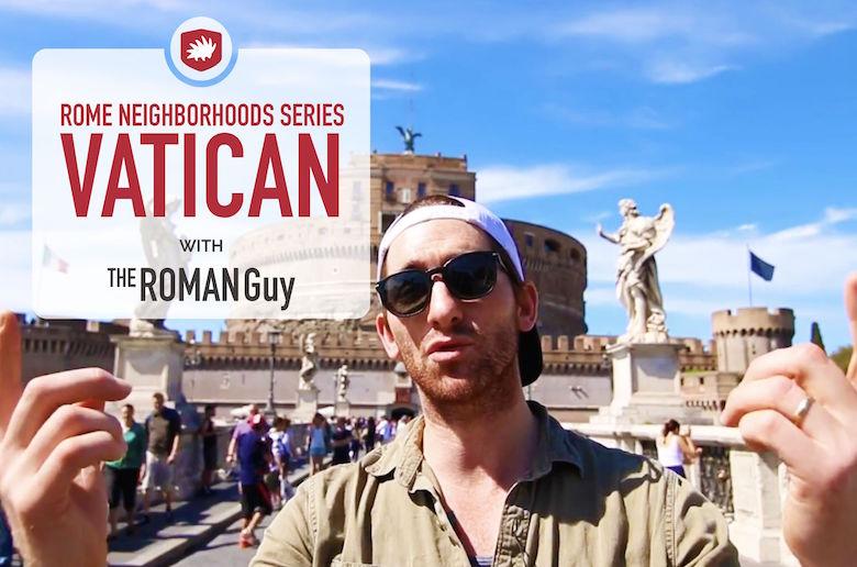 vatican neighborhood guide