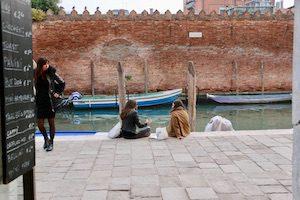 Hidden gems in Venice - A la vecia papussa