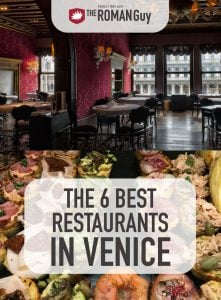Venice Restaurants Pinterest