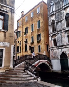 Venice for Families - Piazza San Marco - Bridge